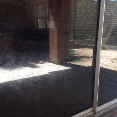 Dog Scratched Sliding Glass Door Repair