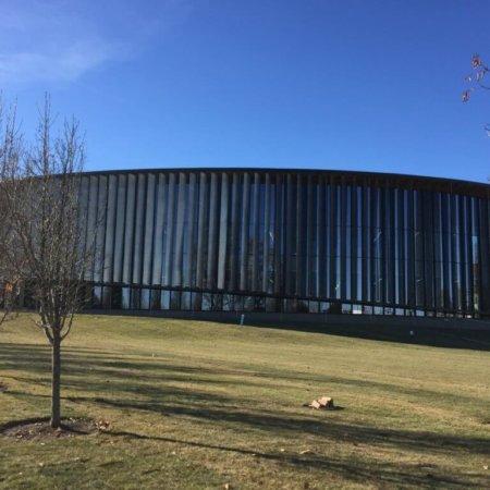 Boise Idaho College Glass Welding Slag Repair